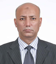 Mr. Shariq Saeed